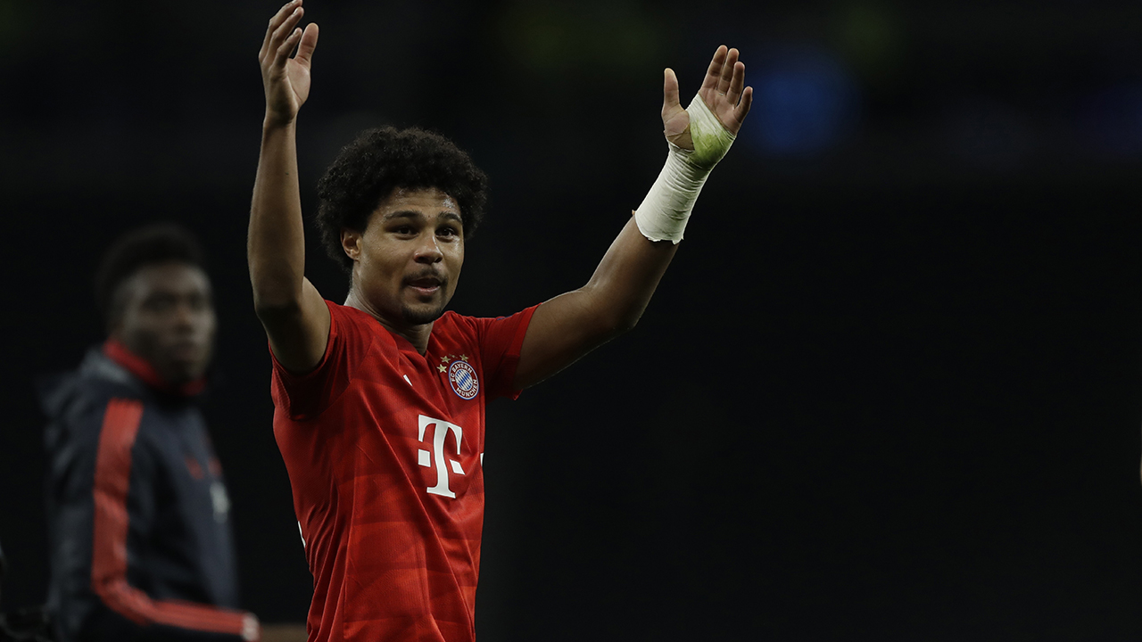 Bayern Munchen menghina Tottenham 7-2 di Liga Champions