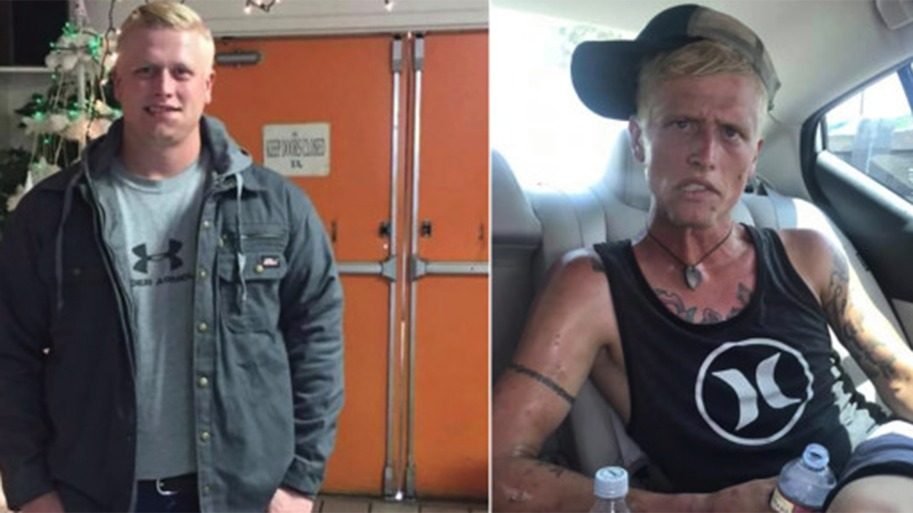 Missouri mom's before, after photos of addicted son go viral: 'The face of heroin and meth'