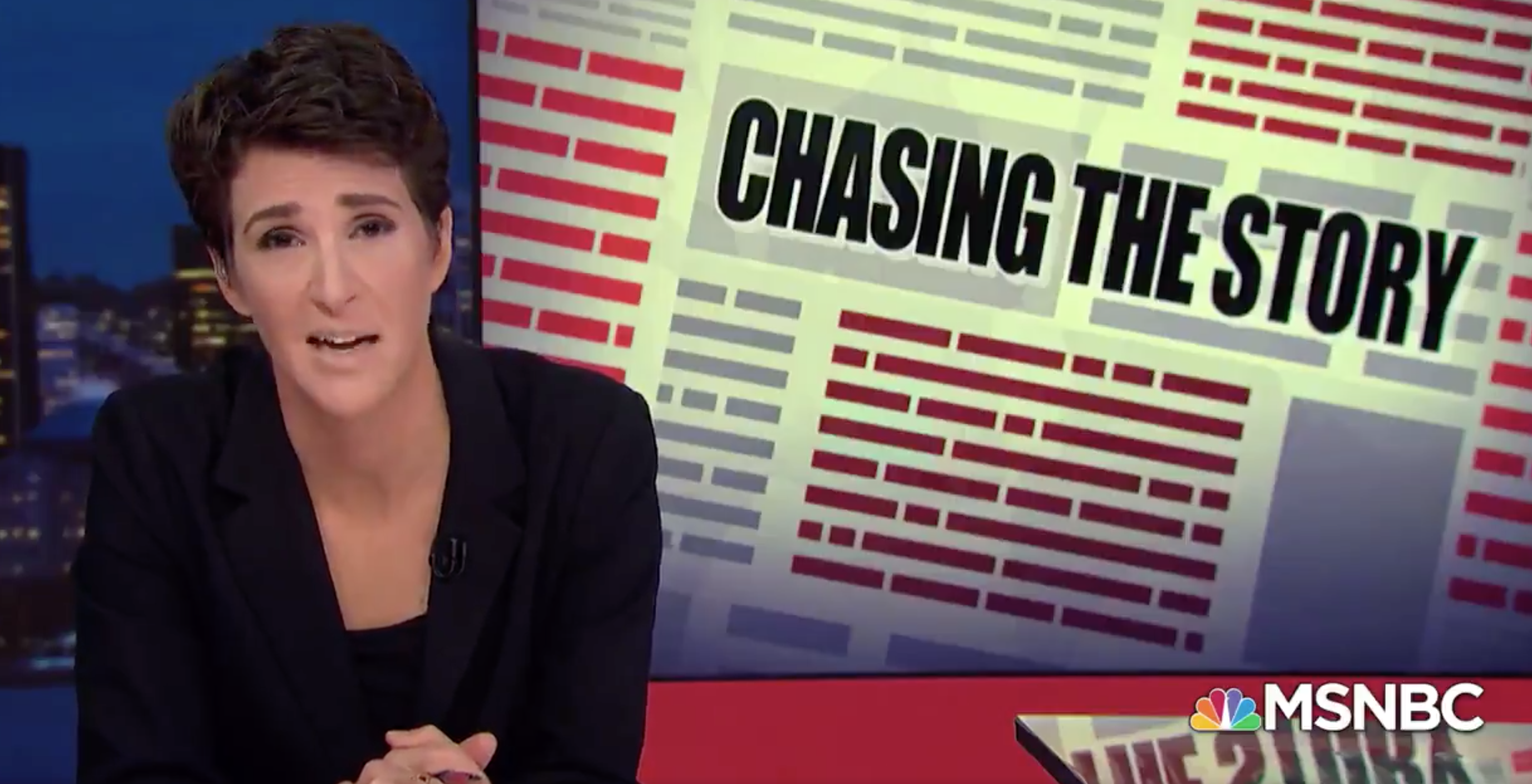 NBC killing Farrow's Weinstein story 'a shame' that caused 'consternation' within network: Rachel Maddow