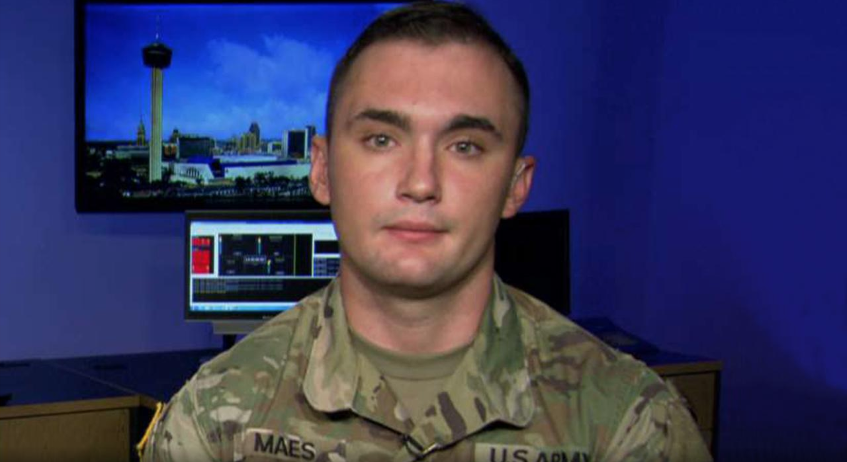 Westlake Legal Group Screen-Shot-2019-10-29-at-9.57.28-AM US soldier who severed his own leg to help his crewmates gives first TV interview Joshua Nelson fox-news/shows/fox-friends fox-news/media/fox-news-flash fox news fnc/media fnc ec54848d-5dce-51a9-8505-7a02b84543c6 article