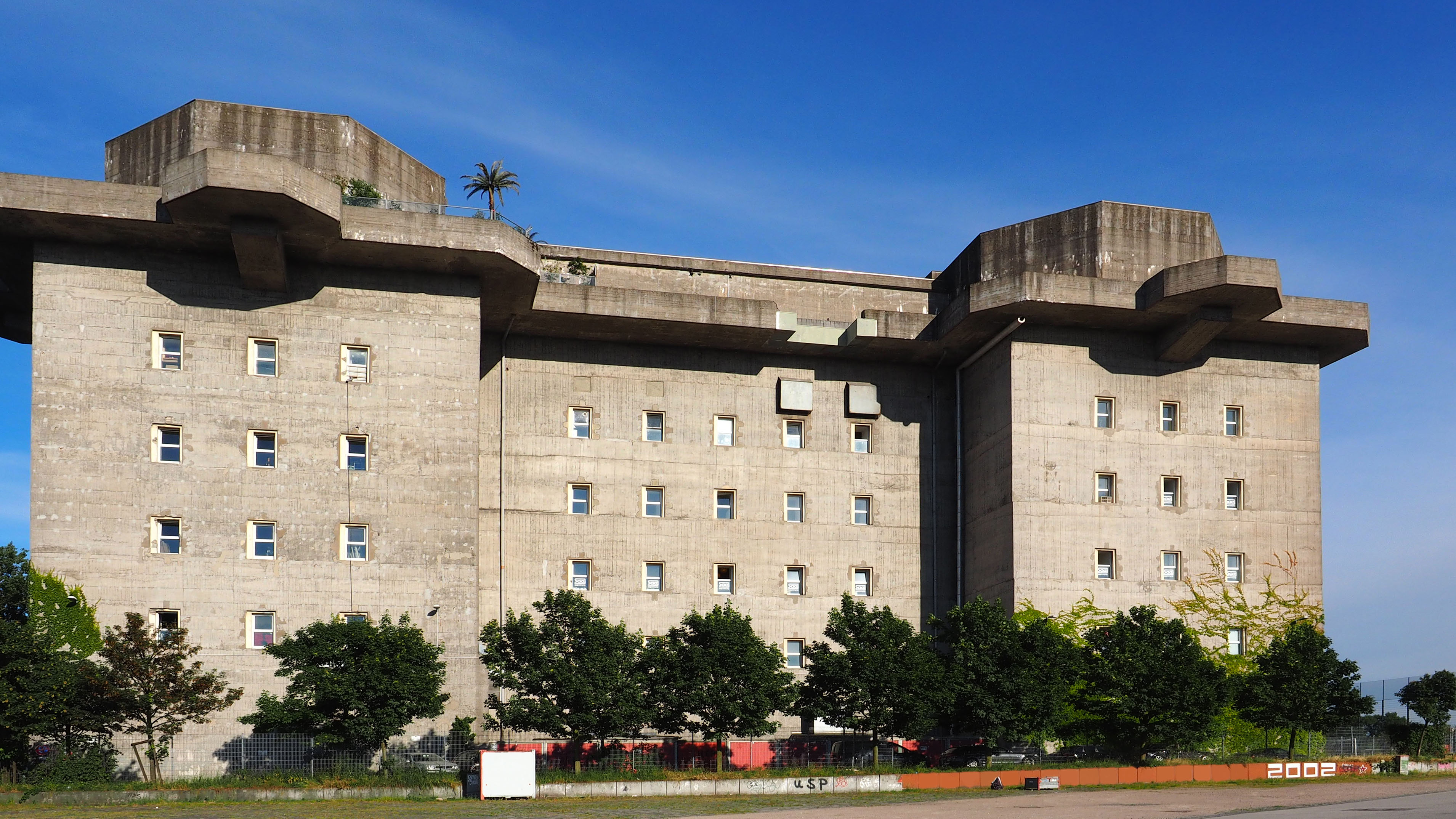 Former Nazi bunker to be site of luxury hotel