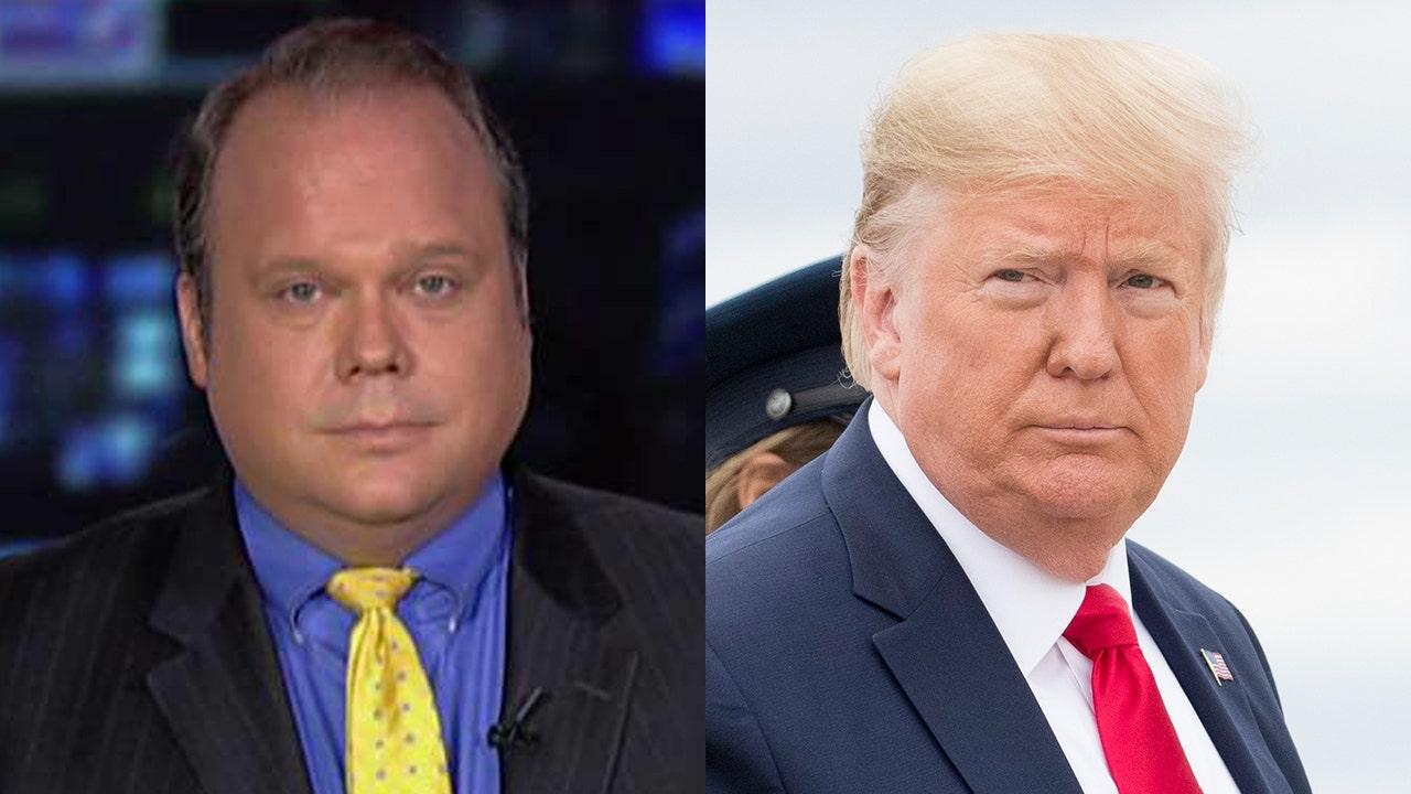 Chris Stirewalt says Trump hosting next G-7 at his Doral resort creates 'unnecessary problem' with 'world on fire'