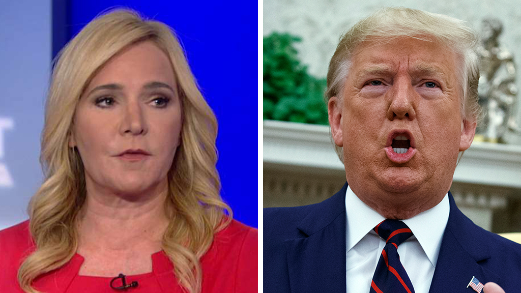 Westlake Legal Group Stoddard-Trump_FOX-AP Trump 'trying to break the system' with Ukraine situation, could set new rules for 'President Warren,' AB Stoddard says fox news fnc/media fnc e83a66fc-5f9b-5b38-92c1-cf4c062c4ea2 Charles Creitz article