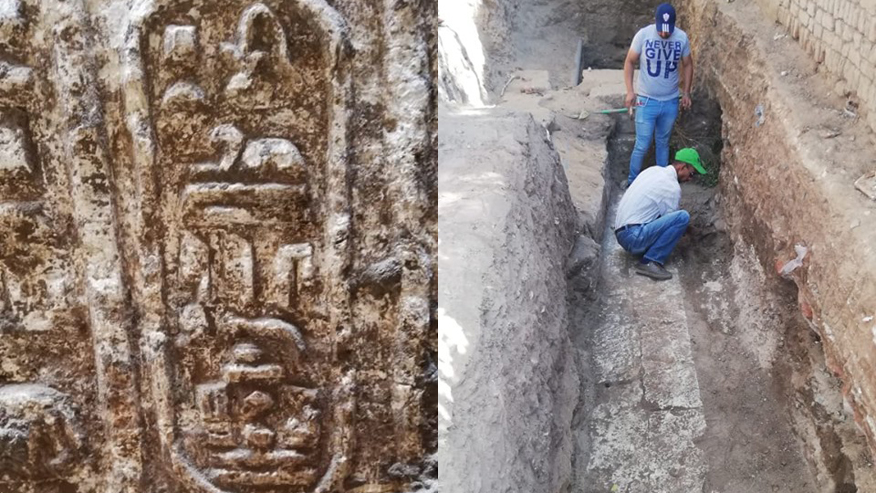 Long-lost 2,200-year-old temple of Pharaoh Ptolemy IV discovered