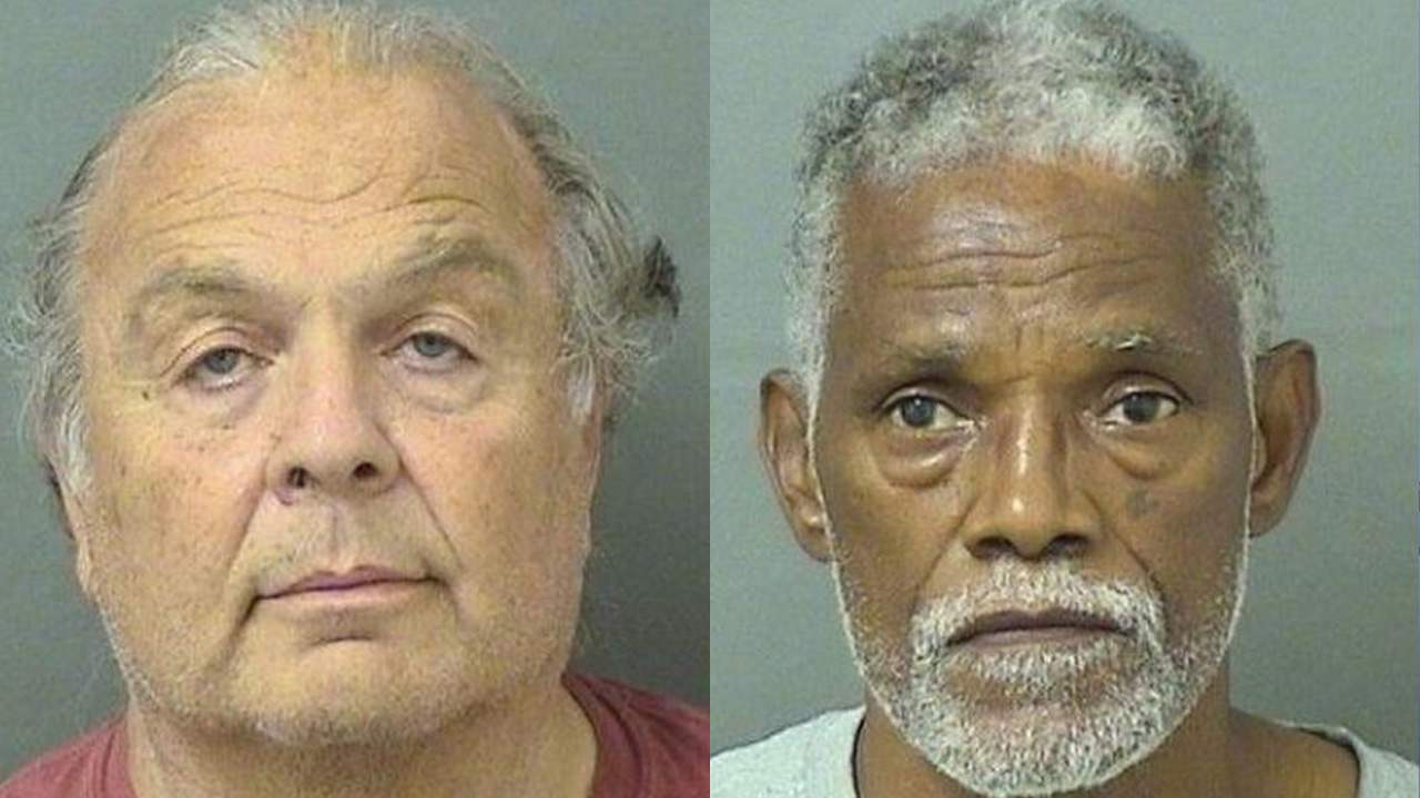 Two Florida men accused of illegally dumping human waste