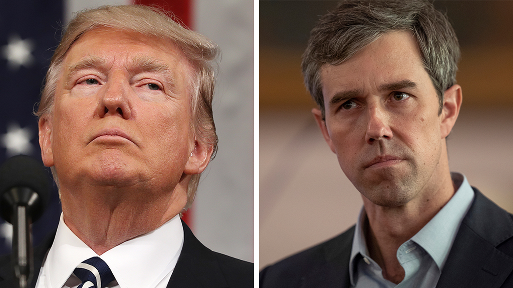 Beto O'Rourke to MSNBC: Trump's rhetoric 'perhaps inspired by Goebbels'