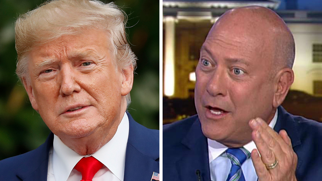 Westlake Legal Group Trump-Goodstein_AP-FOX Trump-Ukraine transcript 'so damning' that public backs impeachment, ex-Clinton adviser asserts fox-news/shows/tucker-carlson-tonight fox-news/politics/trump-impeachment-inquiry fox-news/person/donald-trump fox-news/media/fox-news-flash fox-news/media fox news fnc/media fnc Charles Creitz article 26cd588a-6dbd-5a53-b92b-ae72d90e80a3