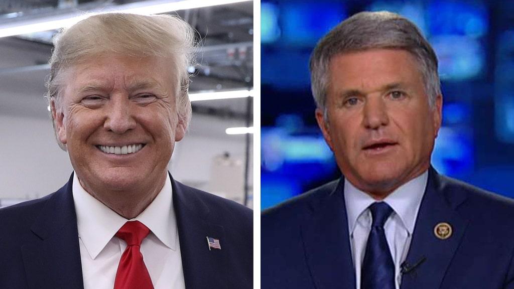 Westlake Legal Group Trump-McCaul_AP-FOX Rep. McCaul: 'Common theme' of Trump envoy's Ukraine interview is 'there's no quid pro quo' fox-news/shows/the-story fox-news/politics/trump-impeachment-inquiry fox-news/politics/house-of-representatives/foreign-affairs fox-news/person/donald-trump fox-news/person/adam-schiff fox-news/media/fox-news-flash fox-news/media fox news fnc/media fnc Charles Creitz article 68f39c2b-fee4-5e05-8481-c8f9bfea476d