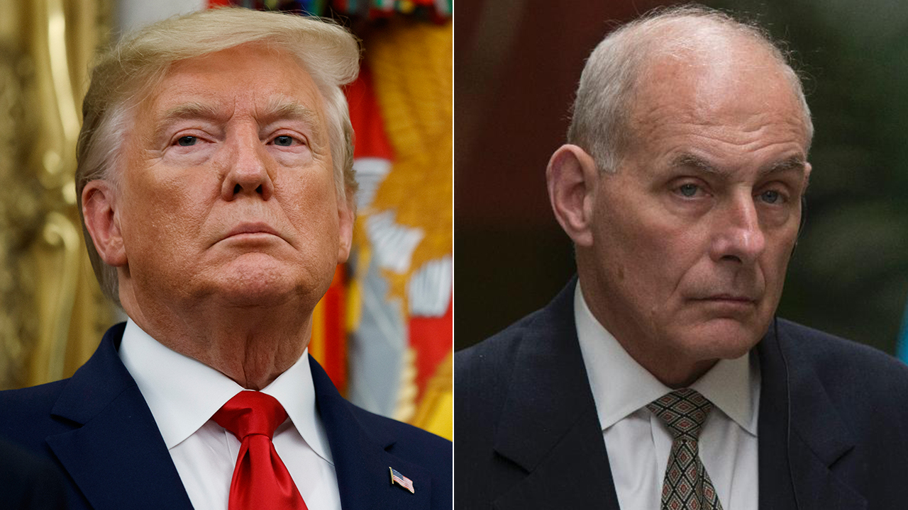 Westlake Legal Group TrumpKellyThumb John Kelly warned of impeachment for Trump if he hired 'yes man': 'I feel bad that I left' Melissa Leon fox-news/politics/trump-impeachment-inquiry fox-news/politics/executive/white-house fox-news/politics/executive/homeland-security fox-news/person/donald-trump fox news fnc/politics fnc article 7c3af751-756f-5025-a2f5-fca0a3c294dd