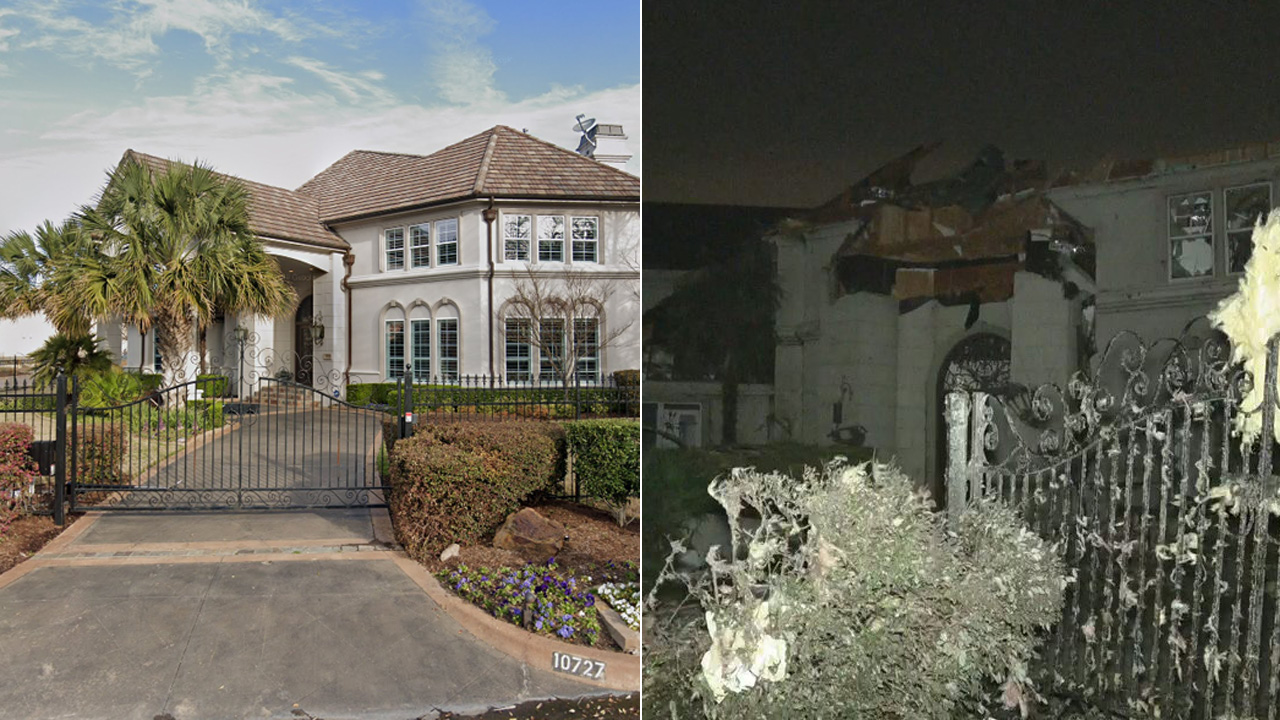 Dallas Stars' Tyler Seguin loses home in tornado, says it's an 'extremely sad sight to see'