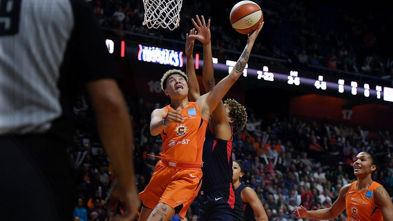 WNBA Final datang ke Pertandingan yang menentukan 5 di Washington