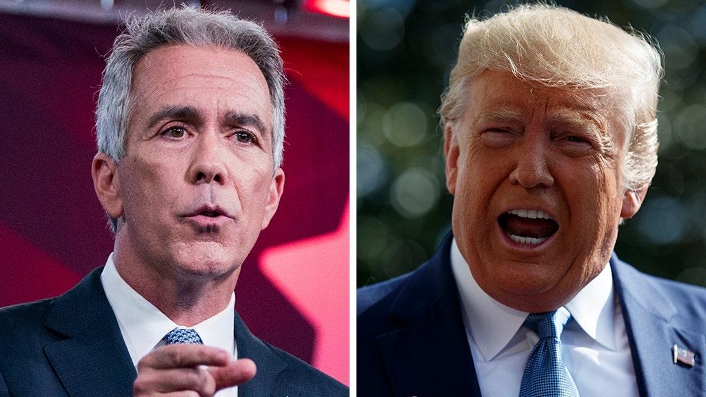 Westlake Legal Group Walsh-Trump_AP Joe Walsh calls Trump 'traitor' to US, says 'no way' he'll vote for his reelection Nick Givas fox-news/politics/trump-impeachment-inquiry fox-news/politics/elections/republicans fox-news/politics/elections/presidential fox-news/politics/elections/campaigning fox-news/politics/2020-presidential-election fox-news/person/joe-walsh fox-news/person/donald-trump fox news fnc/media fnc article 9bb736e7-1094-50db-bd09-416822b577c1