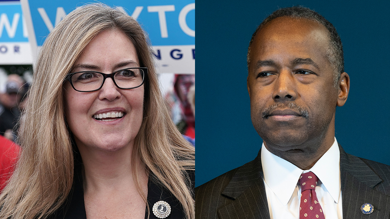 Ben Carson hits back at House Dem who wanted apology for 'hairy men' comment: 'Need to be more mature than ...