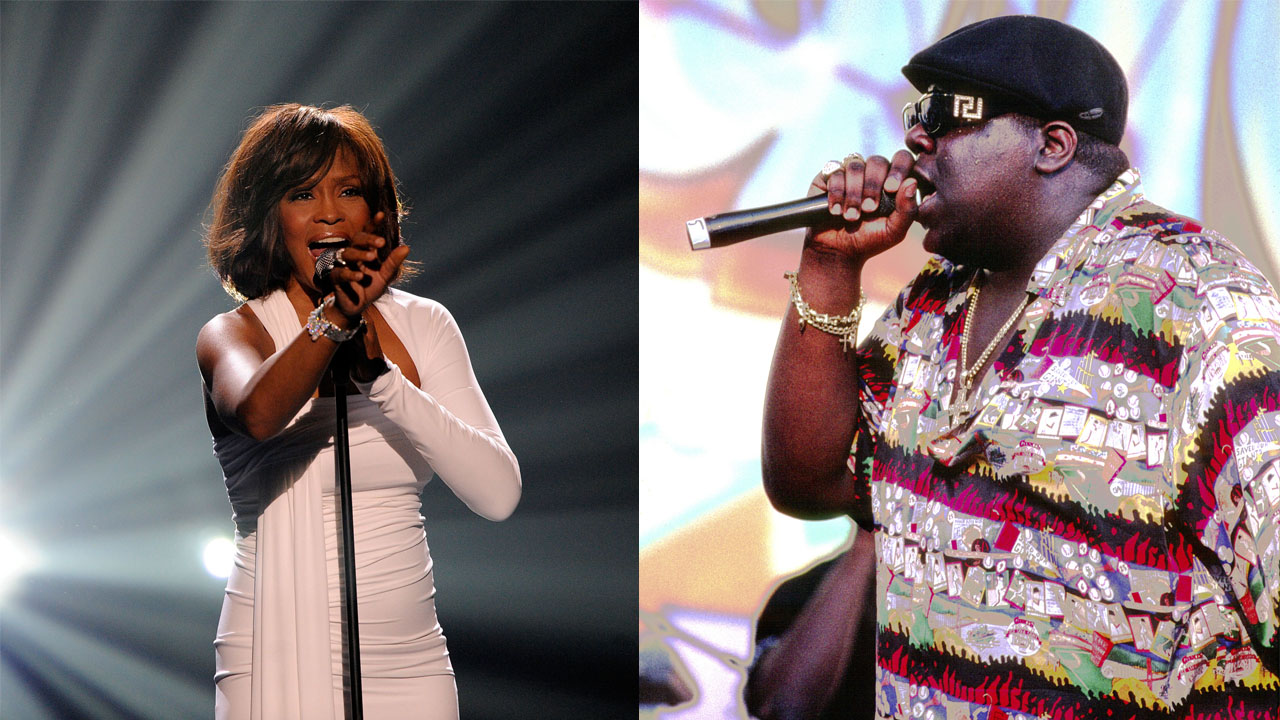 Westlake Legal Group Whitney-and-B.I.G. Whitney Houston, Notorious B.I.G. among Rock and Roll Hall of Fame induction nominees Nate Day fox-news/entertainment/music fox-news/entertainment/genres/rock fox-news/entertainment/genres/hip-hop-rap fox-news/entertainment fox news fnc/entertainment fnc f3579ce9-b891-550b-be3d-7466265183ad article