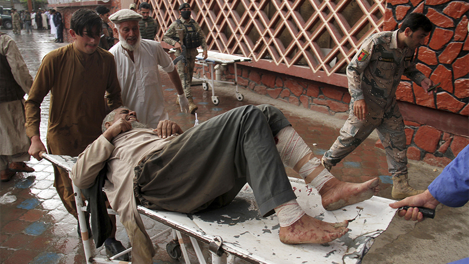 Dozens killed in Afghanistan mosque bombing