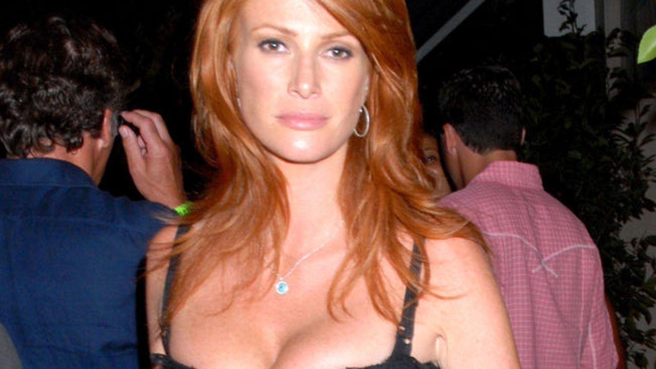 Angie Everhart says breast implants to blame for her constant pain: 'I feel horrible'