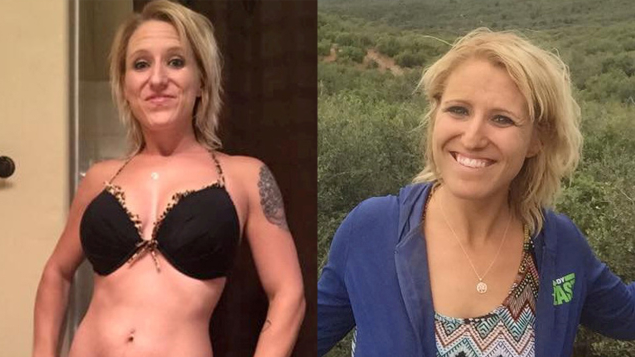 Fitness blogger celebrates 3 years without Adderall after drug 'ruined' her life