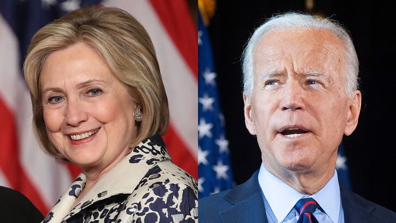 Hillary on Biden-Ukraine allegations: 'fair game' to question judgment, but 'no evidence' of wrongdoing