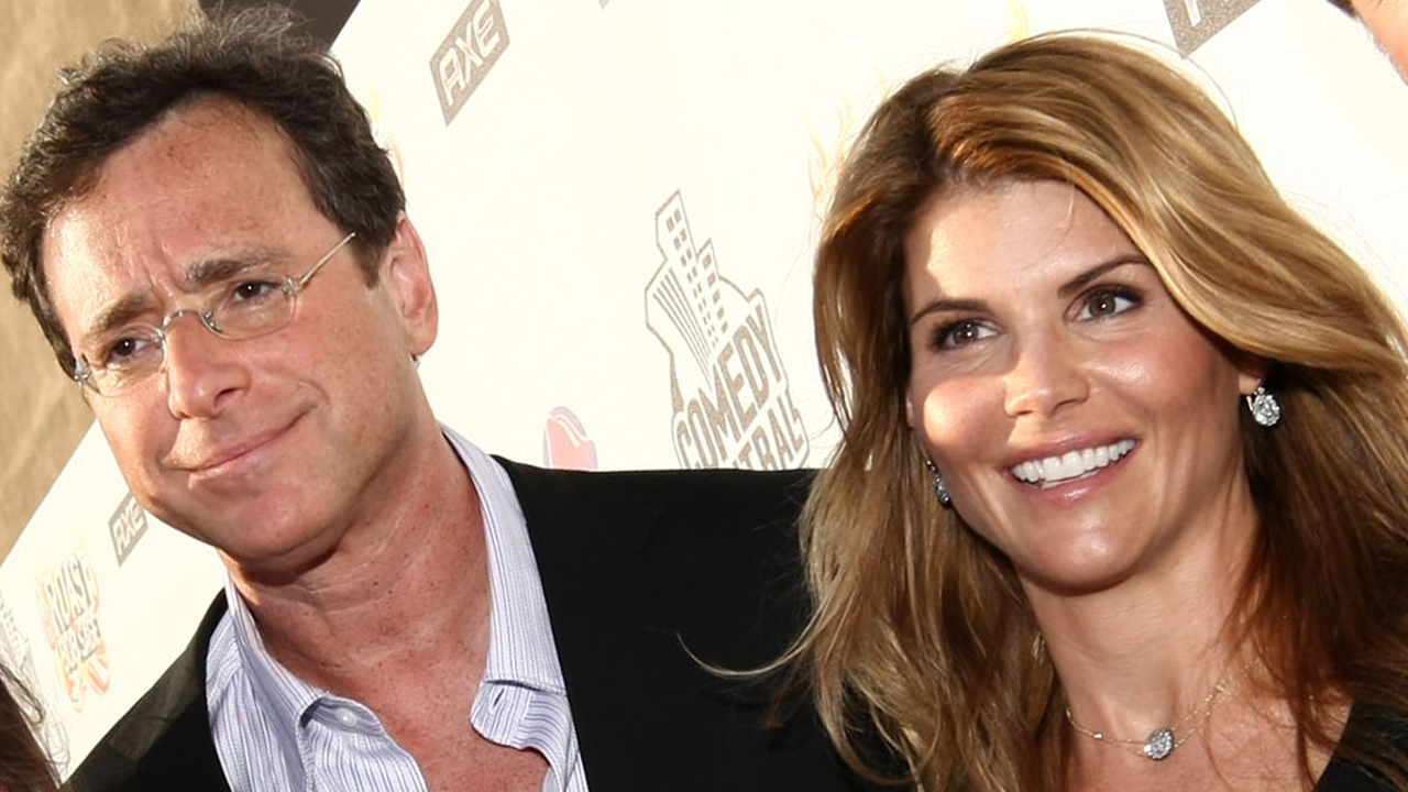 Bob Saget reveals the text he sent to Lori Loughlin ahead of her prison sentence
