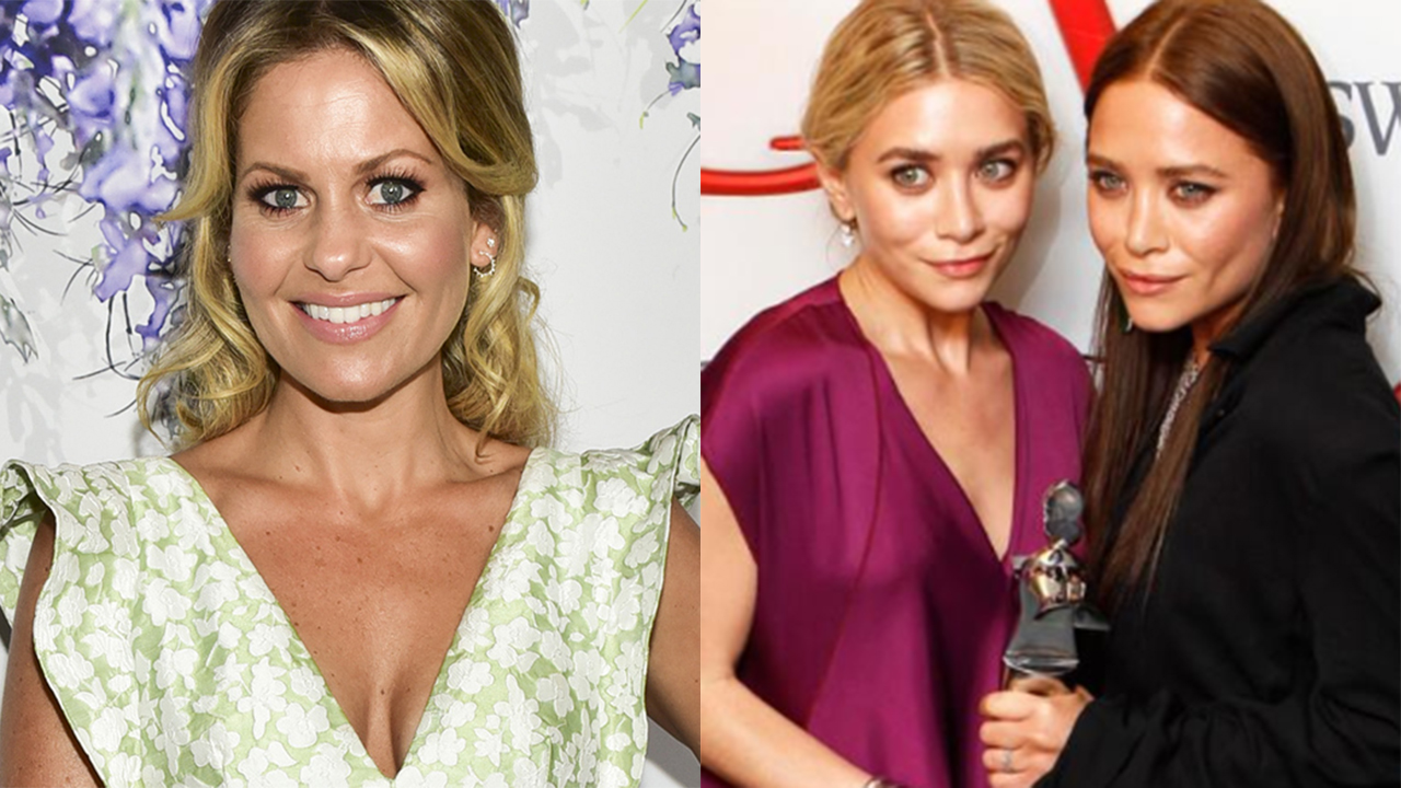 'Full House' star Candace Cameron Bure not in touch with Mary-Kate, Ashley Olsen