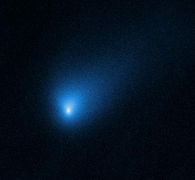 NASA's Hubble captures best look at first comet outside our solar system