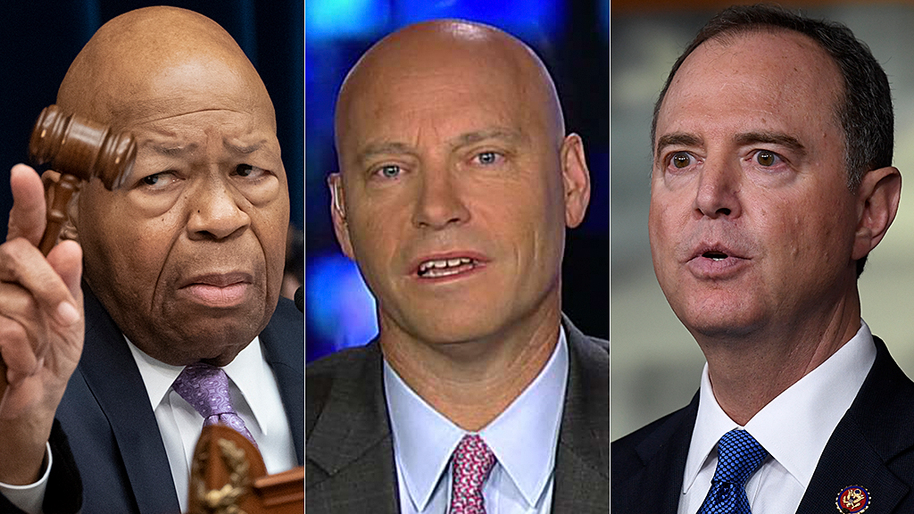 Westlake Legal Group cummings-short-schiff-AP-FOX Pence's Chief of Staff Marc Short says impeachment subpoena based on 'fake news' Julia Musto fox-news/politics/trump-impeachment-inquiry fox-news/person/mike-pence fox-news/media/fox-news-flash fox news fnc/media fnc e3c85dbe-4955-5f4f-a6f0-e19420441692 article
