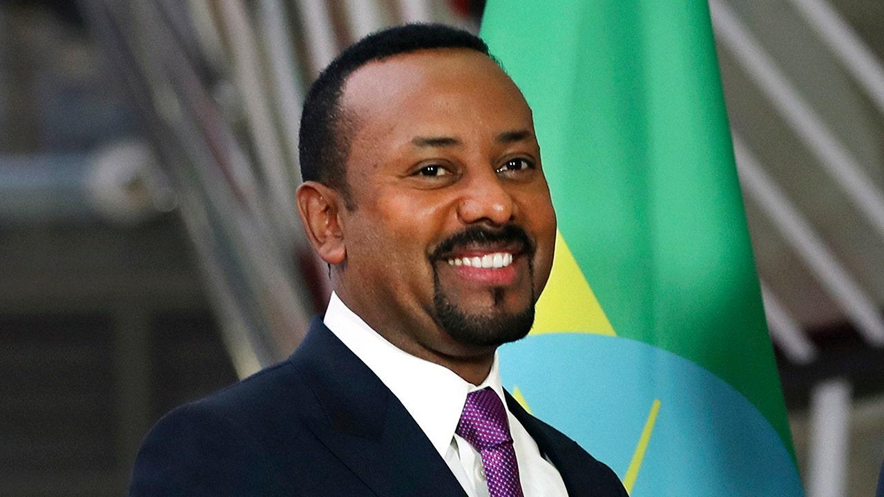 エチオピアPM賞にノーベル平和賞を受賞努エリトリア紛争