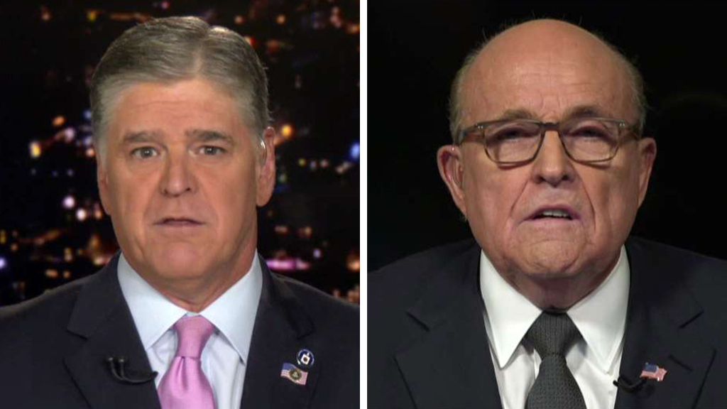 Westlake Legal Group hannity-giuliani Rudy Giuliani on Trump impeachment inquiry: Salem Witch Trials 'fairer than this' fox-news/shows/hannity fox-news/politics/trump-impeachment-inquiry fox-news/politics/house-of-representatives/democrats fox-news/politics/elections fox-news/person/joe-biden fox-news/person/donald-trump fox-news/media/fox-news-flash fox-news/media fox news fnc/media fnc Charles Creitz c48d7b0b-a4eb-5ed0-b6e2-13497337baa7 article