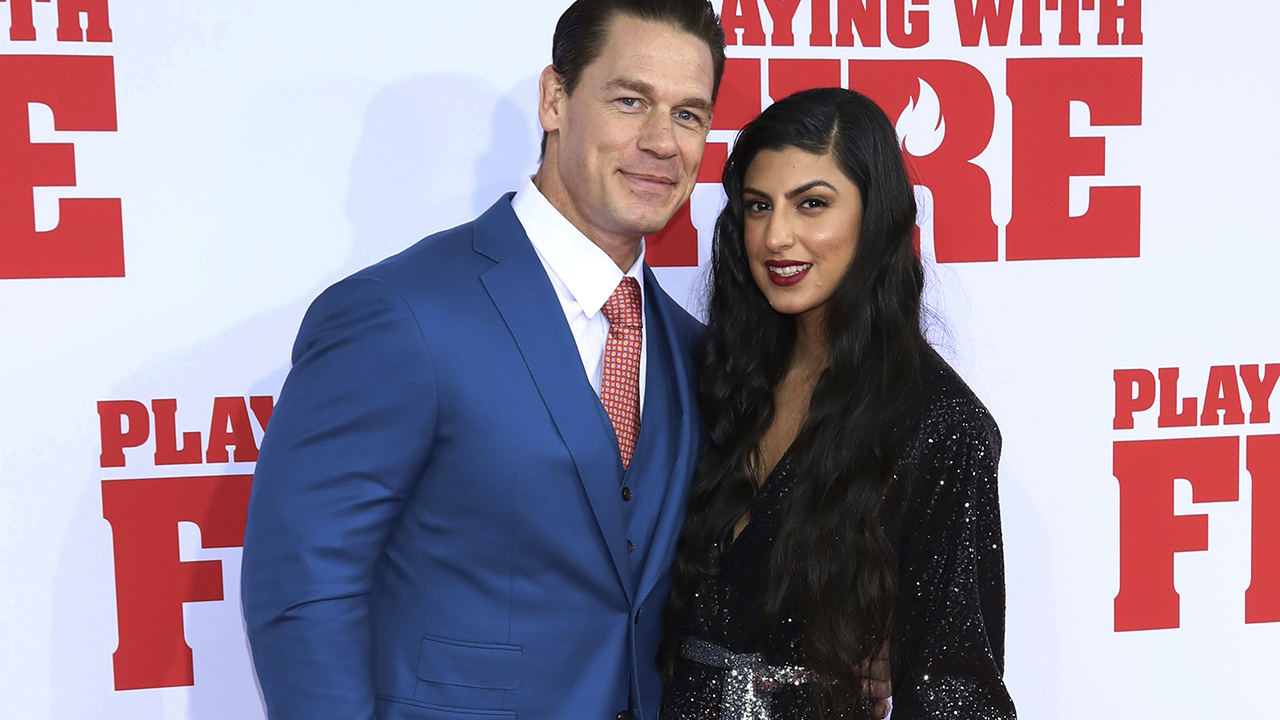 John Cena opens up about relationship with new girlfriend Shay Shariatzadeh: 'I'm extremely happy'