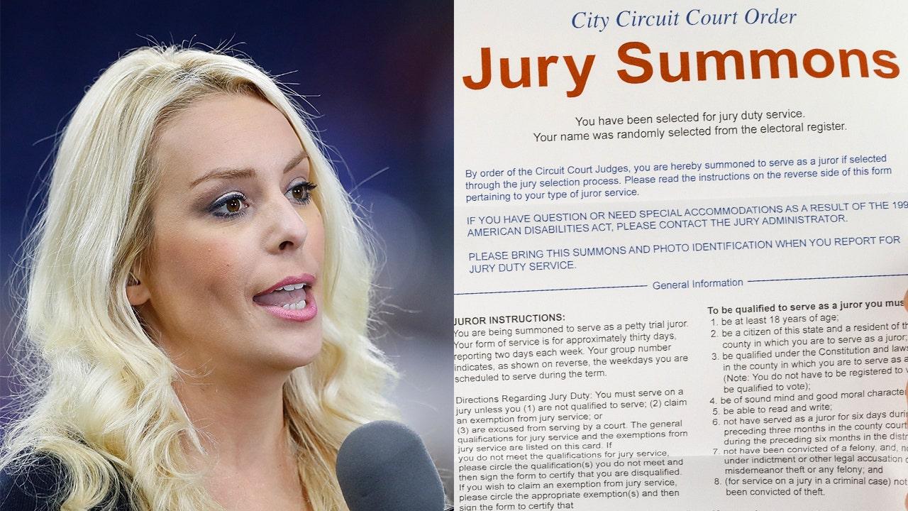 'Ridiculous' to jail Florida man for sleeping through jury duty, says Britt McHenry