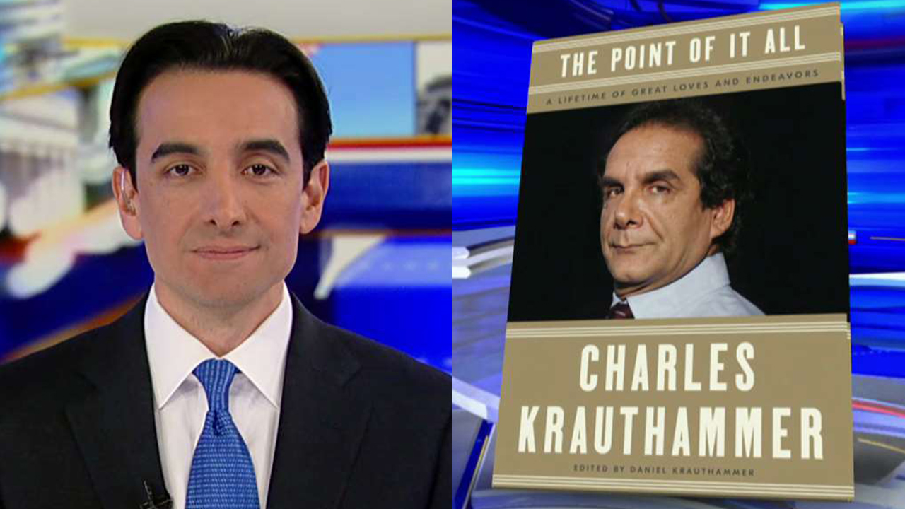Westlake Legal Group krauthammer-book Daniel Krauthammer talks about how his late father would view politics today fox-news/travel/vacation-destinations/washington-dc fox-news/sports/mlb/washington-nationals fox-news/shows/special-report fox-news/politics/elections fox-news/politics fox-news/person/donald-trump fox-news/media/fox-news-flash fox-news/media fox-news/entertainment/genres/books fox news fnc/media fnc Charles Creitz b1768df0-a036-58d9-831d-ad9870ae182f article