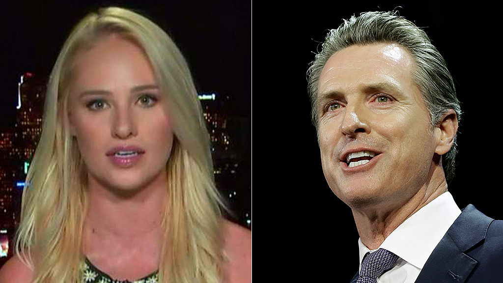 Westlake Legal Group lahren-newsom-FOX-AP Tomi Lahren: Gov. Newsom 'absolutely delusional' to claim CA homeless crisis is being solved Julia Musto fox-news/us/us-regions/west/california fox-news/topic/homeless-crisis fox-news/shows/fox-friends fox-news/media/fox-news-flash fox news fnc/media fnc article acb44c7c-0fac-5e8a-a364-70a03daa57f3