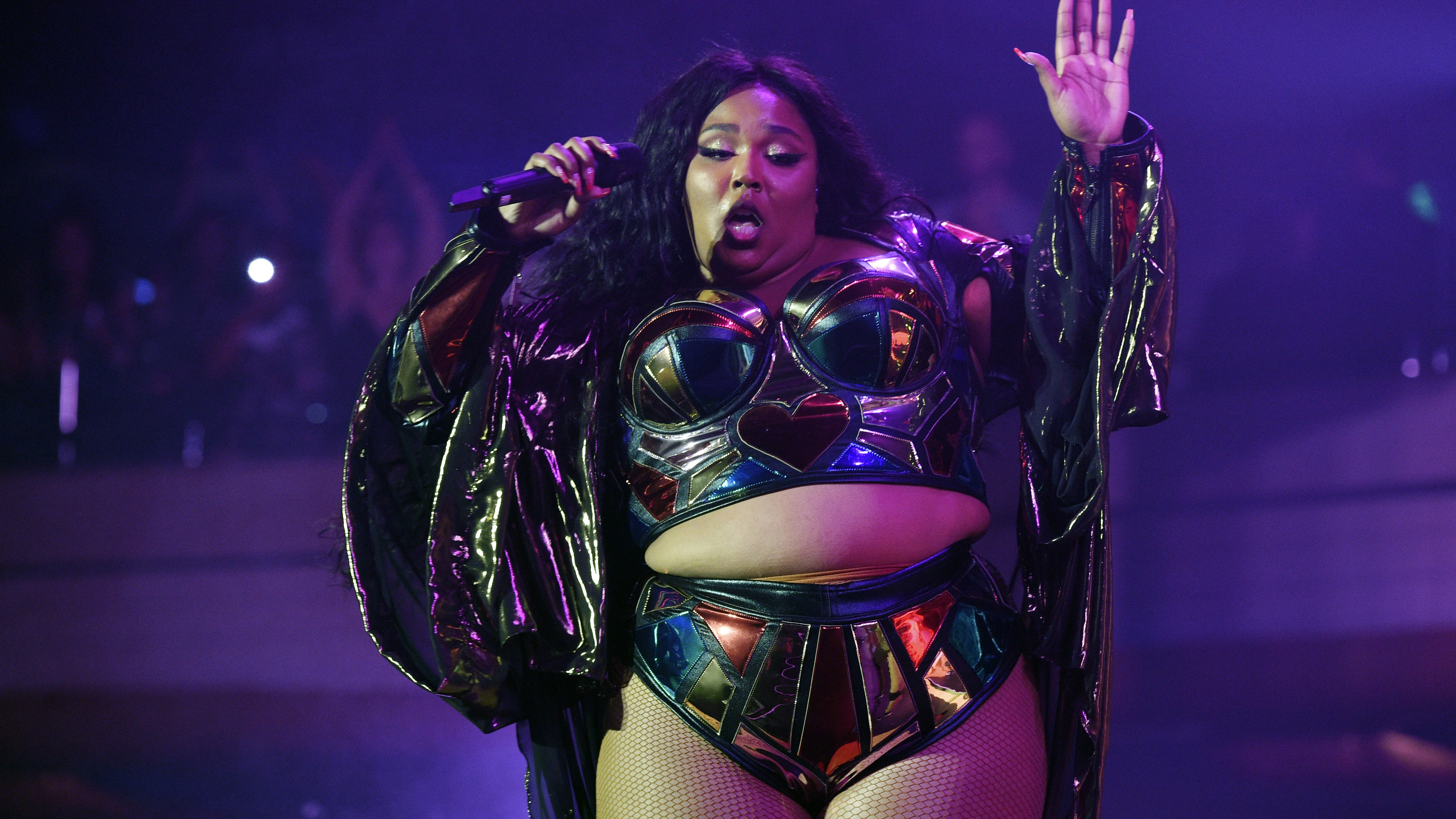 Westlake Legal Group lizzo Lizzo shares 'Truth Hurts' writing credit, slams plagiarism accusations fox-news/entertainment/music fnc/entertainment fnc Associated Press article addfa1d2-3987-5e99-bf2b-9a57c5d6f401