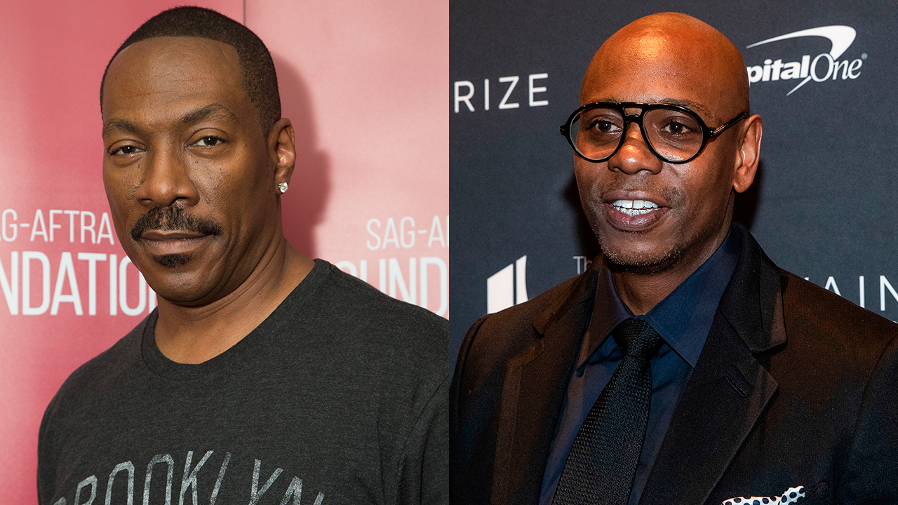 Eddie Murphy, Dave Chappelle and more comedians weigh in, bluntly, on 'cancel culture'