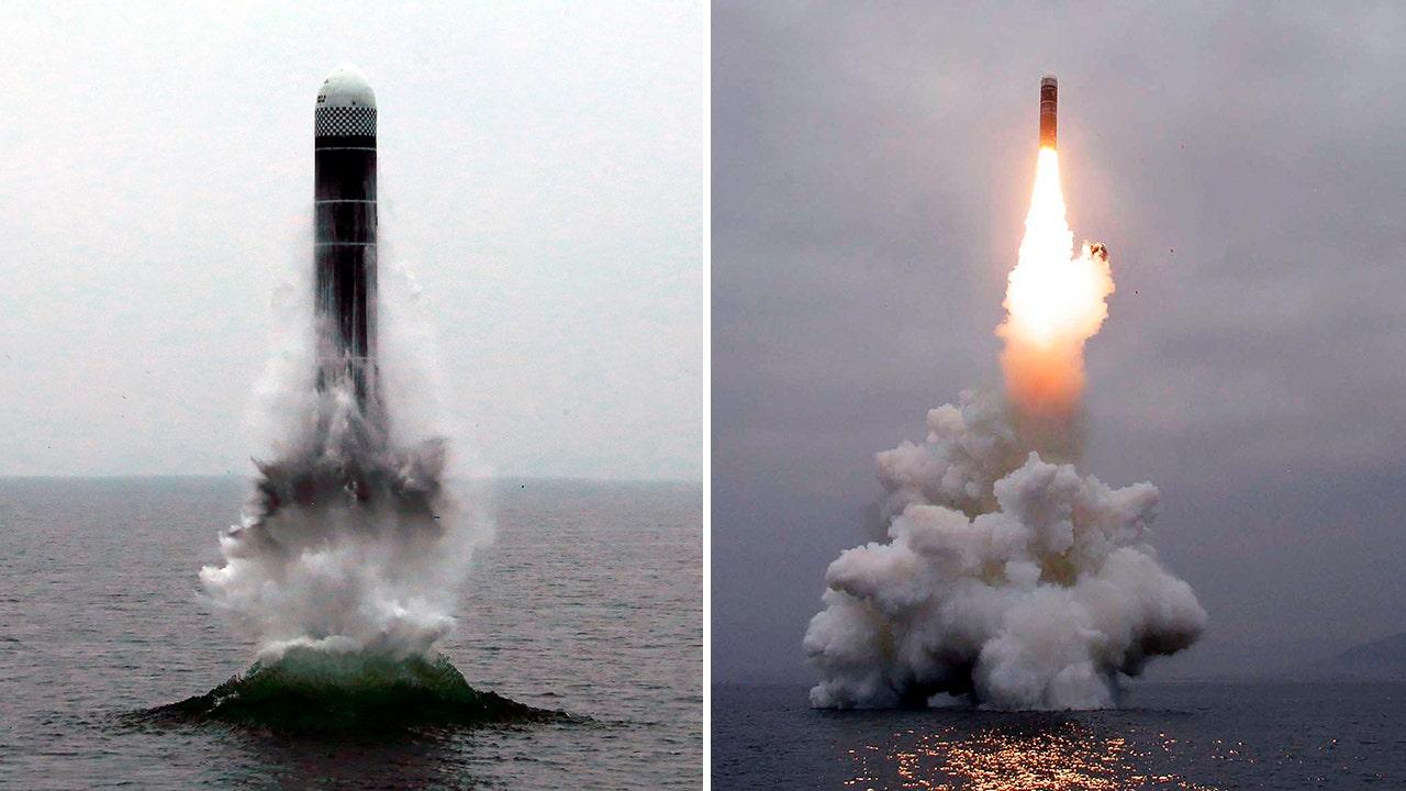 Η βόρεια Κορέα επιβεβαιώνει υποβρύχια-που ξεκίνησε πυραύλων, το αποκαλεί