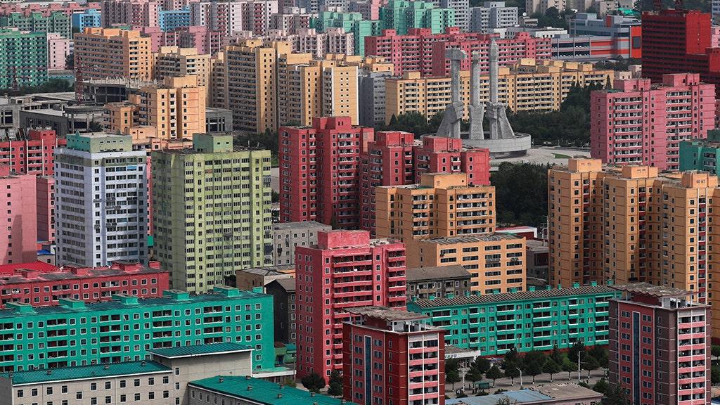 Westlake Legal Group north-korea-buildings-Reuters North Korea blocks high-rise windows to prevent information leaks: report Paulina Dedaj fox-news/world/conflicts/north-korea fox news fnc/world fnc article 66bbf0ef-9729-5846-a6e3-54dbe240e0a0