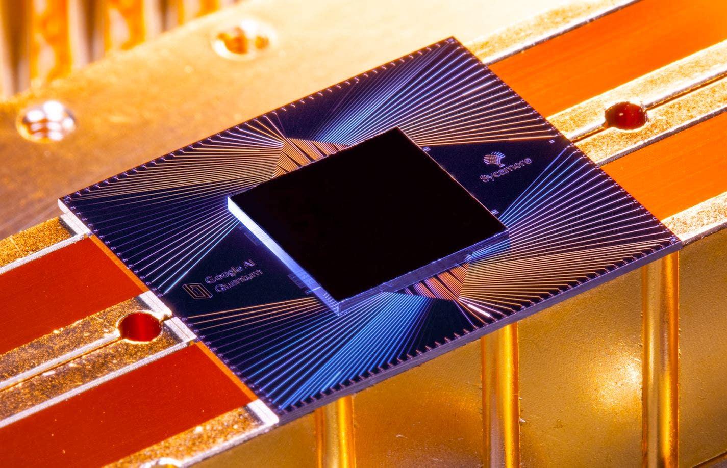 Google claims quantum computing 'supremacy' in major milestone
