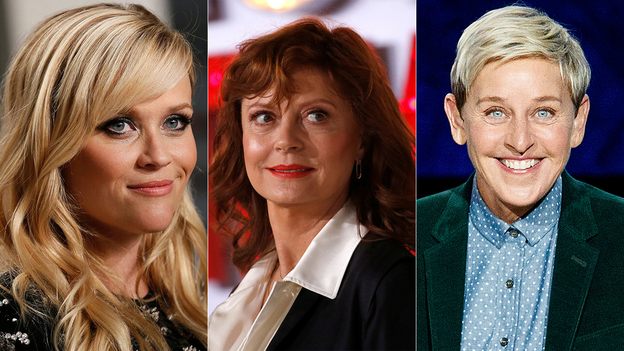 Reese Witherspoon and Kristen Bell, Susan Sarandon and Mark Ruffalo at odds over Ellen DeGeneres' plea for civility