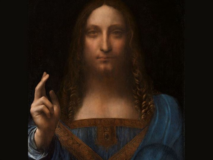 World's priciest painting, allegedly by Da Vinci, could reappear in the Louvre