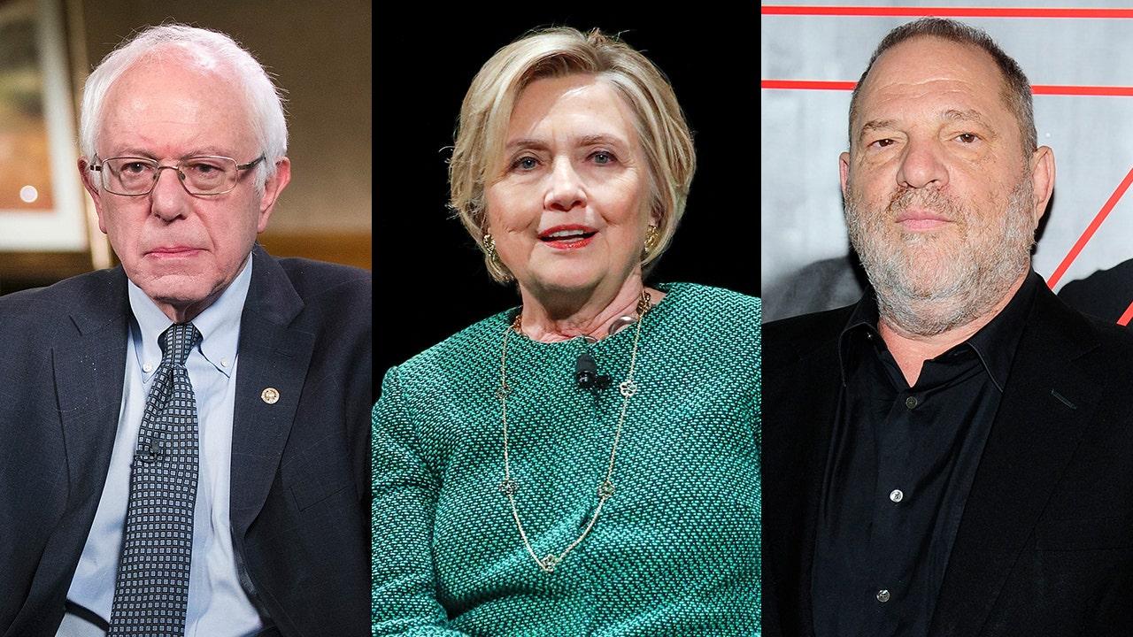 Harvey Weinstein reportedly helped Clinton's 2016 campaign hurt Bernie Sanders