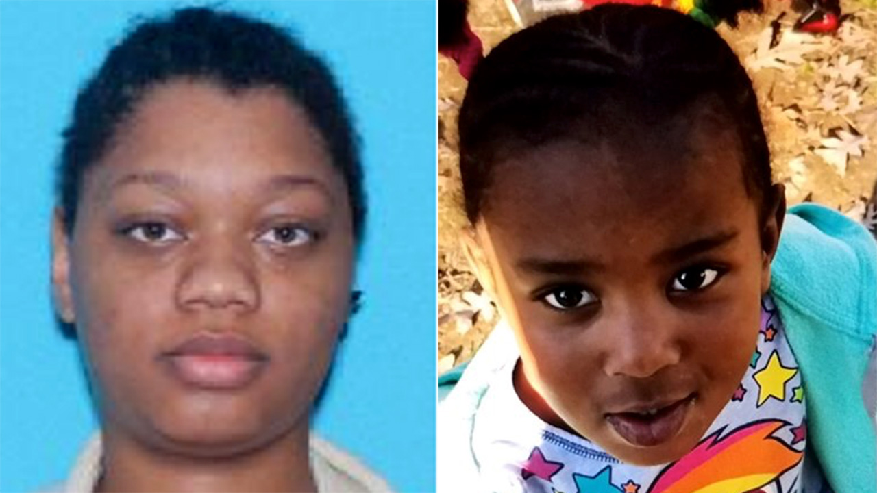 North Carolina Frau verhaftet, Entführung von Mädchen, 3, lebend gefunden in der Kirche