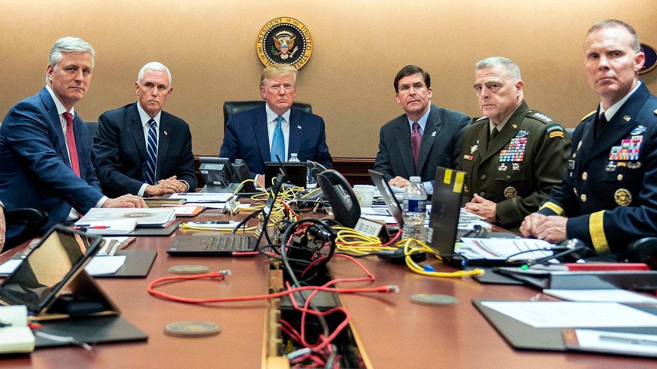 Westlake Legal Group trump-al-baghdadi-raid Killing of al-Baghdadi 'is a vindication' of President Trump's Syria strategy: Steve Hilton Matt London fox-news/topic/fox-nation-opinion fox-news/opinion fox-news/fox-nation fox news fnc/media fnc d7c1ad2c-1887-5fc6-a499-f5dd8f91a7c8 article