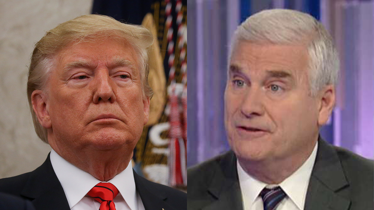 Westlake Legal Group trump-emmer Democrats 'living in a bubble' with their pro-impeachment 'hatred' and will lose the House in 2020, top Republican says fox-news/us/us-regions/midwest/minnesota fox-news/shows/your-world fox-news/politics/trump-impeachment-inquiry fox-news/politics/elections/republicans fox-news/politics/elections/house-of-representatives fox-news/politics/2020-presidential-election fox-news/politics/2020-house-races fox-news/person/nancy-pelosi fox-news/person/donald-trump fox-news/person/adam-schiff fox-news/media/fox-news-flash fox-news/media fox news fnc/media fnc Charles Creitz article 9a627348-1848-5751-a420-add6ef8f4f48