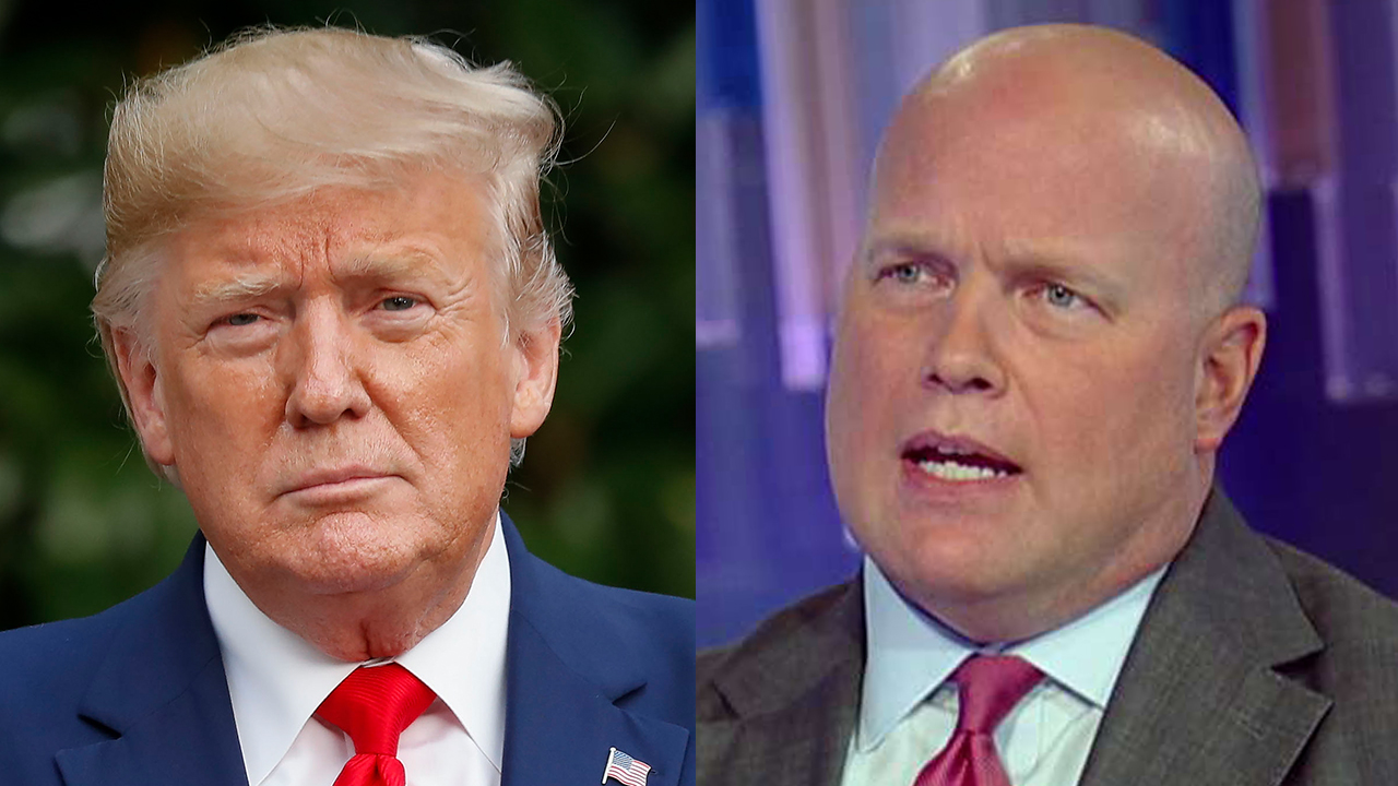 Former acting attorney general defends Trump's stance on impeachment inquiry, slams 'very unfair' Pelosi