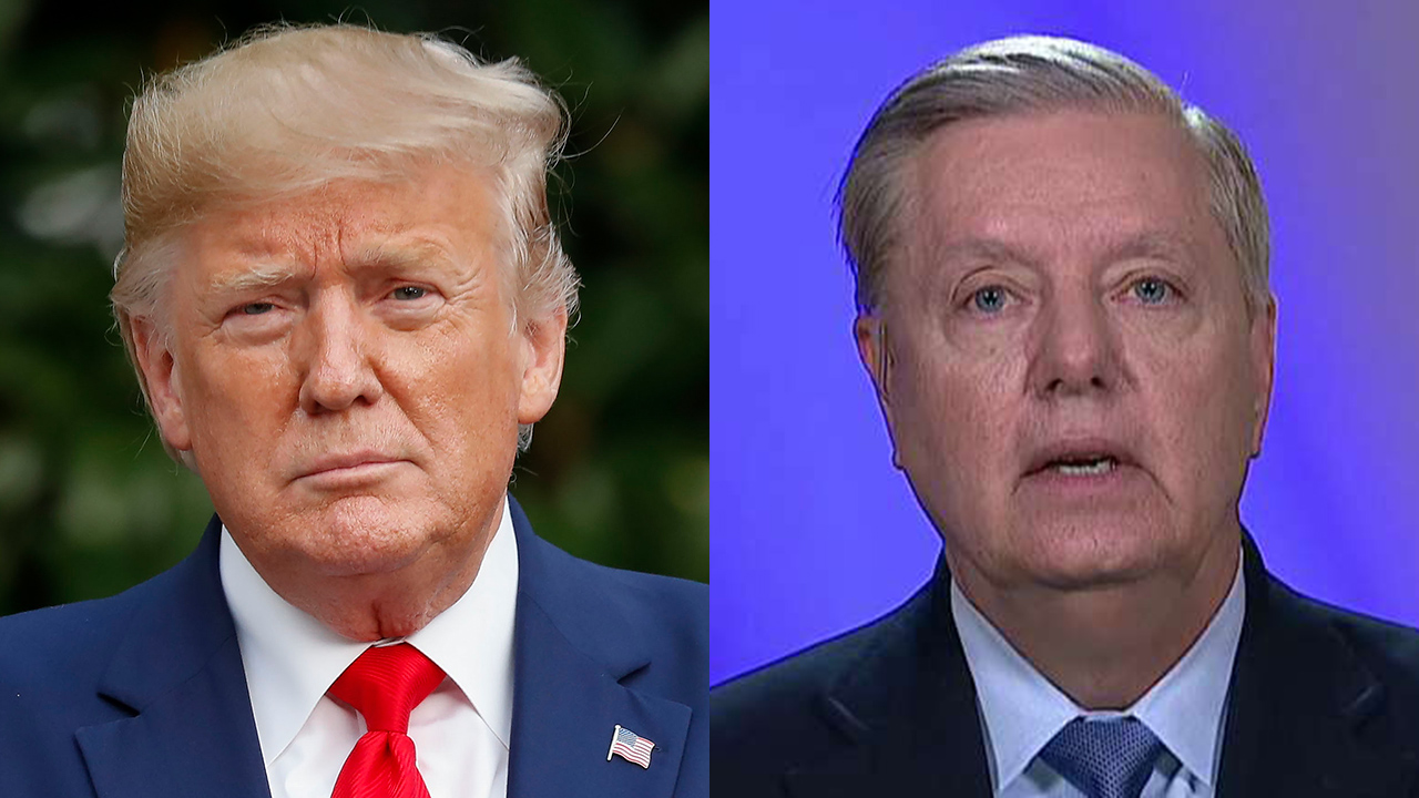 Westlake Legal Group trump Lindsey Graham warns Trump on Syria troop withdrawal: 'It'd be the biggest mistake of his presidency' Nick Givas fox-news/shows/fox-friends fox-news/politics/foreign-policy/middle-east fox-news/person/lindsey-graham fox-news/person/donald-trump fox-news/media/fox-news-flash fox news fnc/media fnc article 427db948-1831-5a7d-98f5-3ba5b3d9b0e0