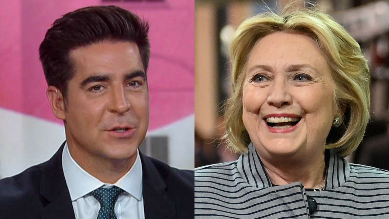 Jesse Watters predicts how a Clinton-Trump rematch could happen