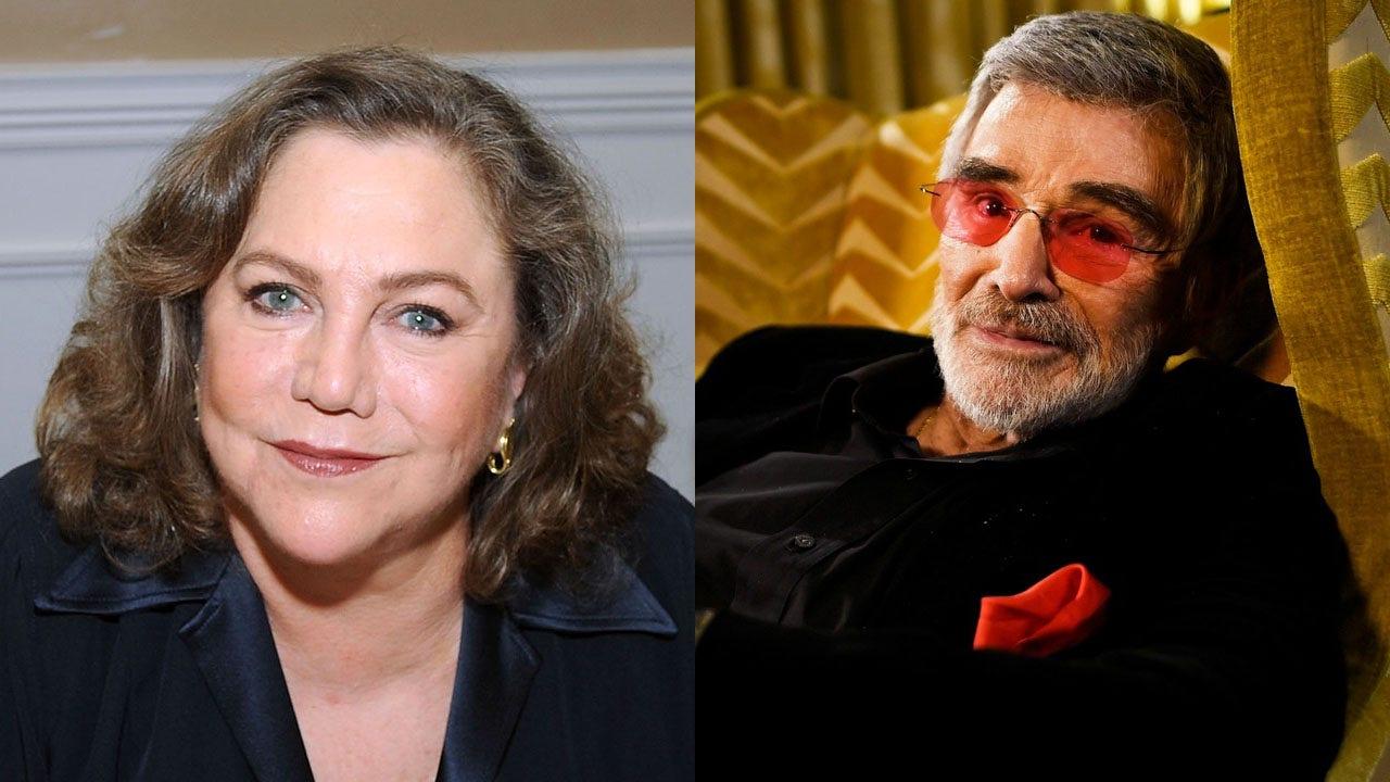 Kathleen Turner says Burt Reynolds was her worst on-screen kiss - Fox News