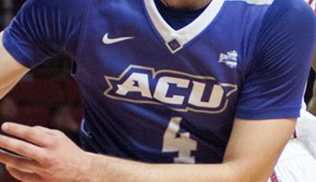 Abilene Christian student air mails half-court shot in hopes to win $1,000