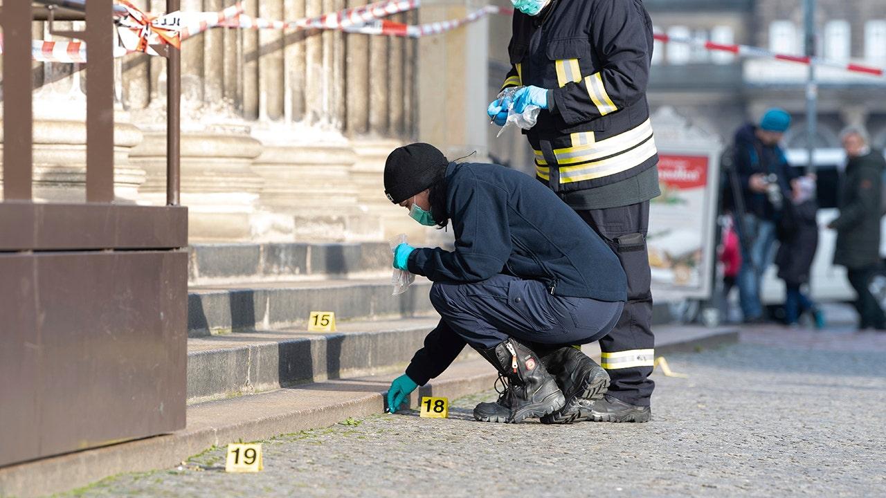Dresden museum heist thieves steal $1.1 billion in 'priceless' jewels