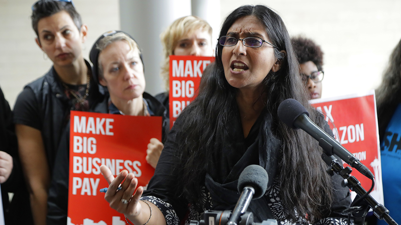 Socialist Seattle candidates appear on brink of defeat following Amazon cash infusion